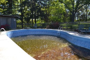 Greeneville Pool MakeOver Before #2